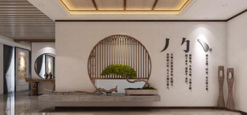 中式展厅设计装修需要注意什么 青岛马克展览公司